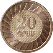 20 Dram – reverse