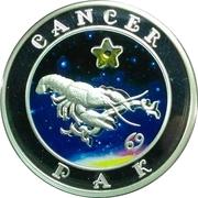 100 Dram (Cancer) -  reverse