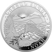 20 000 Dram (Noah's Ark) -  reverse