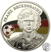 100 Dram (Franz Beckenbauer) -  reverse