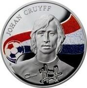 100 Dram (Johan Cruyff) -  reverse
