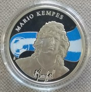 100 Dram (Mario Kempes) -  reverse