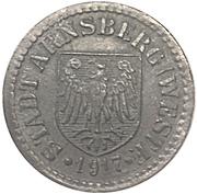 5 Pfennig - Arnsberg – obverse