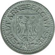 10 Pfennig - Arnsberg – obverse
