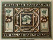 25 Pfennig (Handelskammer für das südöstliche Westfalen) – reverse