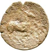 Bronze Æ21 – reverse