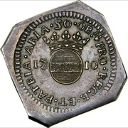 50 Sols - Siege of Aire – obverse