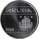 25 Cents - Beatrix / Willem-Alexander (magnetic) – obverse