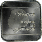 5 Florin - Beatrix (magnetic) – obverse
