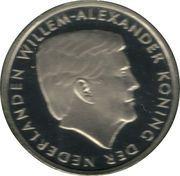 2½ Florin - Willem-Alexander (magnetic) -  obverse