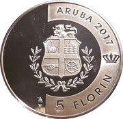 5 Florin (Prikichi) -  reverse
