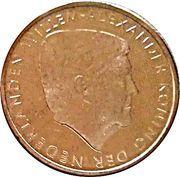 5 Florin - Willem-Alexander – reverse