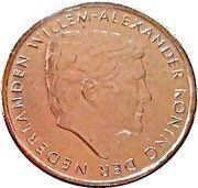 1 Florin - Willem-Alexander – obverse