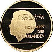 100 Florin - Beatrix (Independence) – obverse