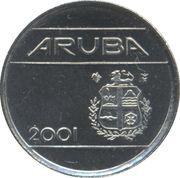 5 Cents - Beatrix / Willem-Alexander (magnetic) – obverse