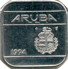 50 Cents - Beatrix / Willem-Alexander (magnetic) – obverse