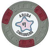 1 Dollar - Aruba Caribbean – obverse