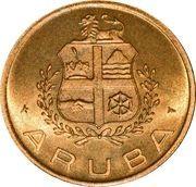 Royal Dutch Mint Set Token - Aruba – obverse