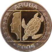 2 Euro - Beatrix – obverse