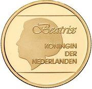 50 Florin - Beatrix (Status Aparte) – obverse
