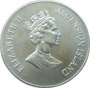 50 Pence - Elizabeth II (Montreal Olympics) – obverse