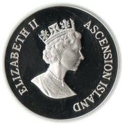 50 Pence - Elizabeth II (Queen Mother) – obverse