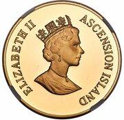 50 Pence - Elizabeth II – obverse