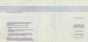 30 Pence (Postal Order) -  reverse