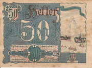 50 Heller ( Aschach a. d. Donau) – obverse