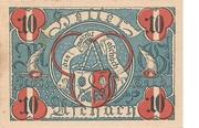 10 Heller (Aschach a. d. Donau) -  obverse