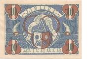 10 Heller (Aschach a. d. Donau) – obverse