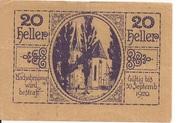 20 Heller (Aschach a. d. Steyr) -  obverse