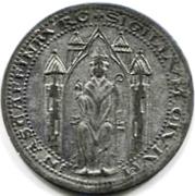 10 Pfennig - Aschaffenburg – reverse