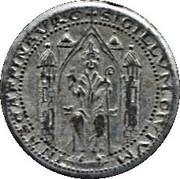 5 Pfennig - Aschaffenburg – reverse