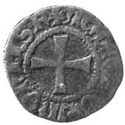 1 Bianchetto - Giovanni I Paleologo – reverse