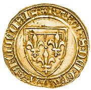 1 Scudo d'oro della Corona - Carlo d'Orléans – obverse
