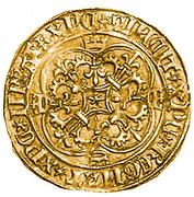 1 Scudo d'oro della Corona - Carlo d'Orléans – reverse