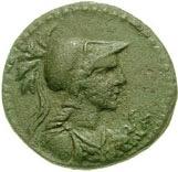 Bronze Æ22 – obverse