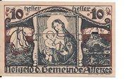 10 Heller (Attersee) -  obverse