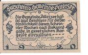 10 Heller (Attersee) -  reverse