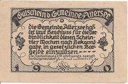 50 Heller (Attersee) -  reverse