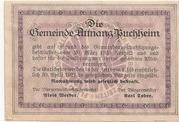 50 Heller (Attnang – Puchheim) -  reverse