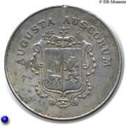 10 Centimes (Auch) – obverse