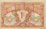 1 franc - Chambre de Commerce d'Auch [32] – reverse