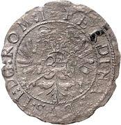 24 Kreuzer - Heinrich V von Knörringen (Kipper) – reverse