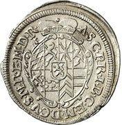 2 Kreuzer - Alexander Sigismund von Pfalz-Neuburg – obverse