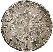 ¼ Thaler - Joseph Ignaz Philipp von Hessen-Darmstadt – reverse