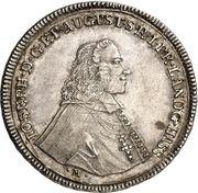 ½ Thaler - Joseph Ignaz Philipp von Hessen-Darmstadt – obverse