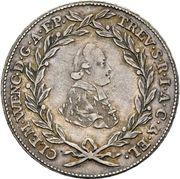 10 Kreuzer - Clemens Wenzeslaus von Sachsen – obverse