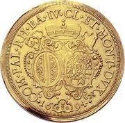 10 Ducat - Alexander Sigismund von Pfalz-Neuburg – reverse